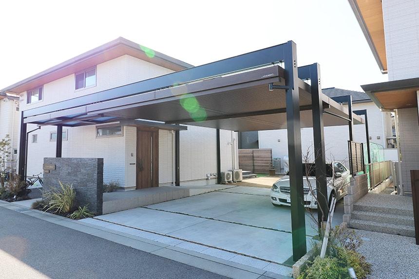神戸市西区T様邸の完成写真4