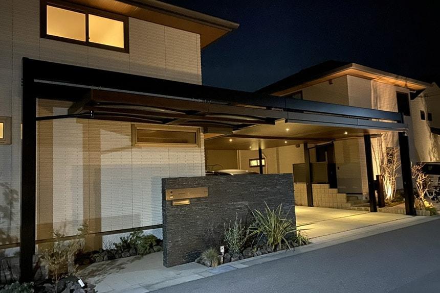 神戸市西区T様邸の完成写真1