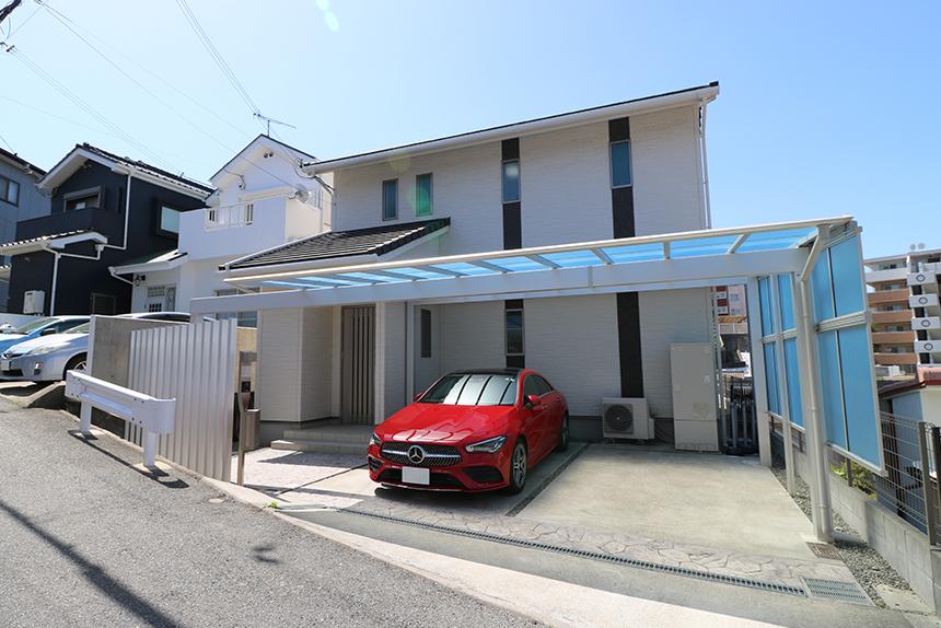 神戸市垂水区O様邸の完成写真3