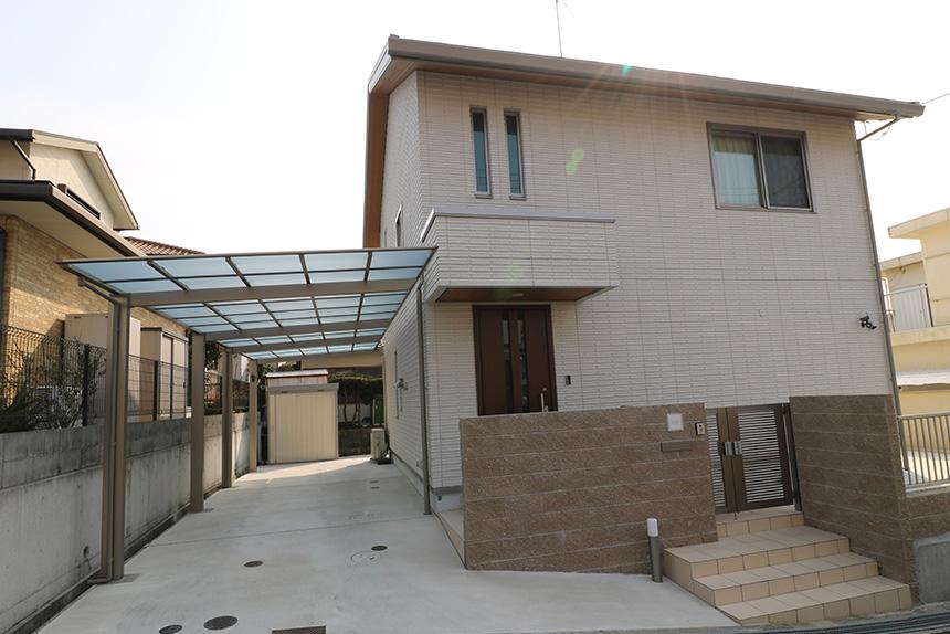 神戸市須磨区M様邸