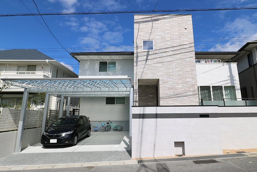 神戸市西区H様邸